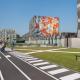 School Project, Ezinge, Holland